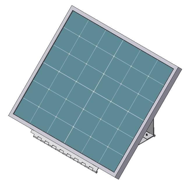 Solar Panel Mounts Drawings | PASSCAL Instrument Center