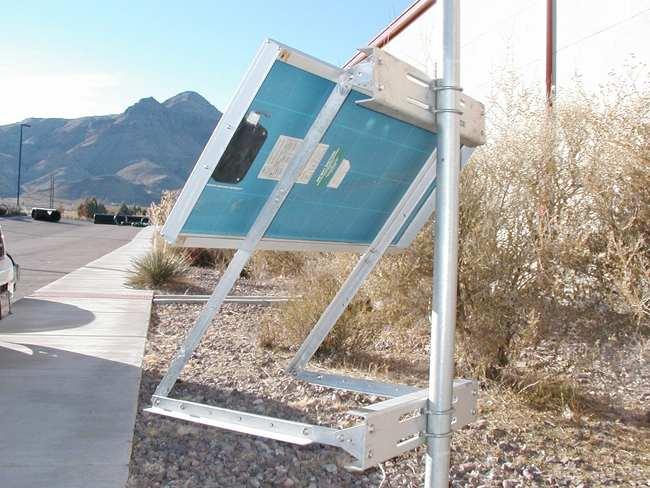 Solar Mounts Passcal Instrument Center